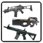 Airsoft Electric Guns - AEGs